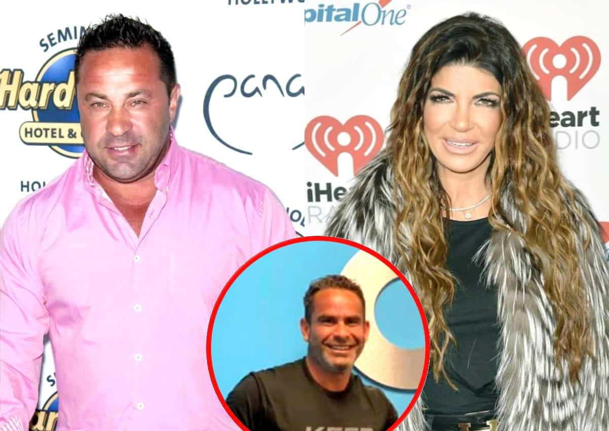Ex-Wife Of Teresa Giudice's New Man Speaks Out About The New Romance, Plus RHONJ Star Joe Giudice Reacts, Read Their Surprising Statements