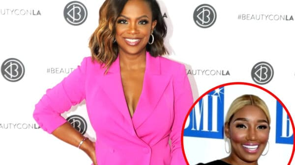 RHOA's Kandi Burruss Reacts to Nene Leakes' Dramatic Exit and Reveals If They're Still in Touch, Plus Explains Her Biggest Parenting Fear, Discusses Her Success, and Talks Rebuilding Her Community
