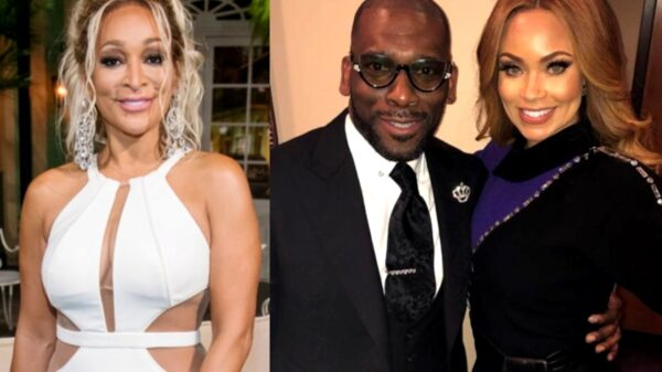 RHOP's Karen Huger Is Exposing Gizelle Bryant's Lies And Is The Latest Co-Star To Reveal She Believes Gizelle's Romance With Jamal Is A Fake Storyline