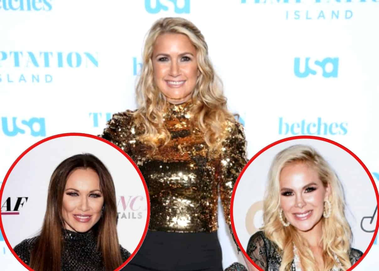 """RHOD's Kary Brittingham Shares If LeeAnne Locken Will Appear on """"Fun"""" New Season and Reveals Someone Gets Pushed Into a Pool, Plus Kameron Westcott on If She's Still Friends With LeeAnne"""