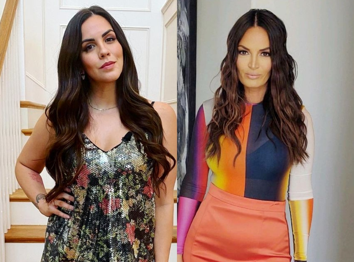 "Katie Maloney Shades RHOSLC Star Lisa Barlow, Vanderpump Rules Star Denies Lisa is Sundance Queen and Says She's ""Never Heard"" of Her"