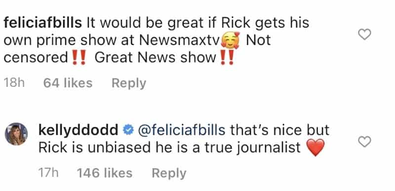 RHOC Kelly Dodd Says Rick Leventhal is an Unbiased Journalist