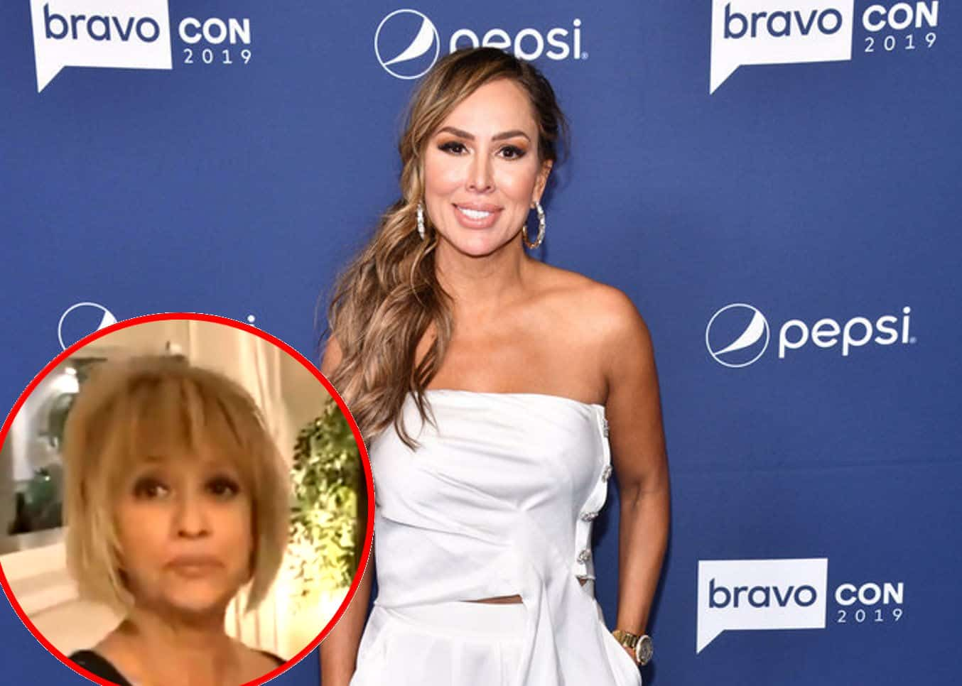RHOC's Kelly Dodd Confirms Mom Bobbi is in ICU Battling COVID-19 and Offers Update on Her Health, Plus She Pokes Fun at Masks and Denies Getting Her Mother Sick