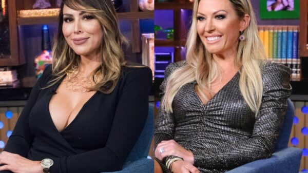 "RHOC's Kelly Dodd Leaks Video of Braunwyn's License Plate and Accuses Her of Not Paying Taxes, Slams Her as ""Thirsty"" and a ""Loser,"" and Says She Looks 10 Years Older, See the Video She Took Outside of Braunwyn's Home"