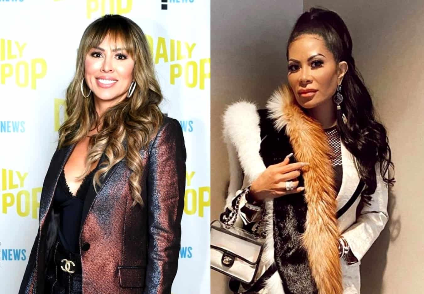 RHOC Star Kelly Dodd Fires Back at Jen Shah For Labeling Her as Her Least Favorite Housewife, Plus Jen Reacts to Fans Who Mentions Kelly's Controversial Past Statements, and RHOC Live Viewing Thread