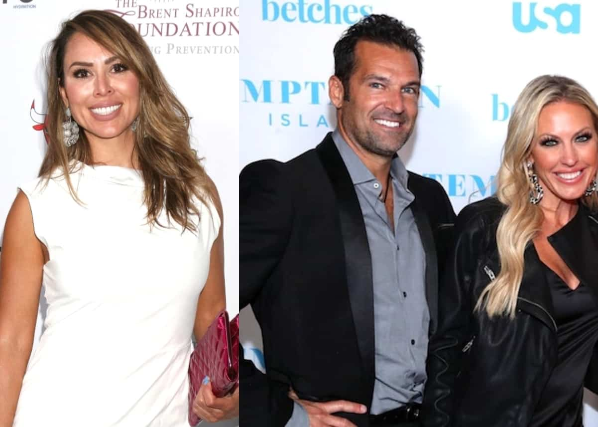 "RHOC's Kelly Dodd Agrees That Sean Burke is ""Kind of Creepy"" and Slams Braunwyn as a ""Liar"" for Claiming Shannon Spoke Poorly About Gina's House"