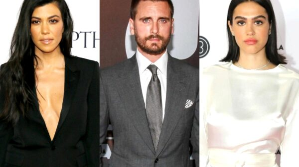 "KUWTK's Kourtney Kardashian Reportedly Has 'No Issue' With Scott Disick's New Relationship With Amelia Hamlin, Plus How Mom and RHOBH Star Lisa Rinna ""Trusts"" Amelia When it Comes to Spending Time With Scott"
