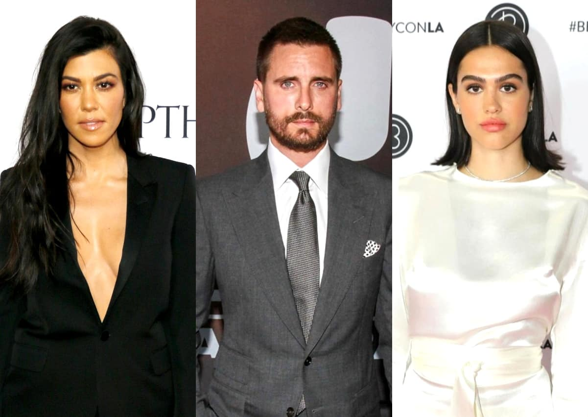 "Why KUWTK Star Kourtney Kardashian Has 'No Issue' With Scott Disick's New Relationship With Amelia Hamlin, Plus RHOBH Star Lisa Rinna ""Trusts"" Amelia When it Comes to Scott"