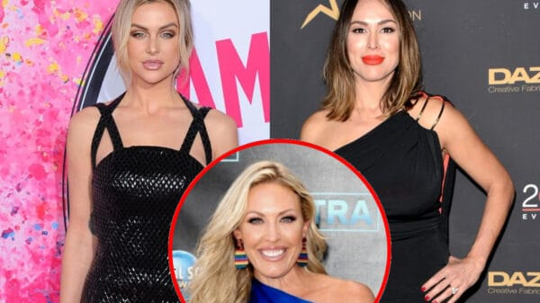 "Vanderpump Rules' Lala Kent Blasts Kelly Dodd for ""Harassing"" Braunwyn Windham-Burke and Reveals Surprising Things About Brittany Cartwright's Pregnancy and Stassi Schroeder's Marriage, Plus Discusses How the Show Will Cover Her Daughter's Birth"