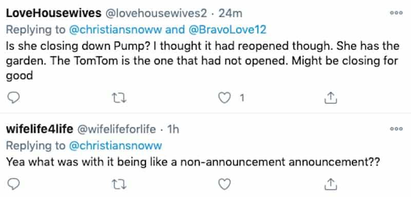 RHOBH Lisa Vanderpump Confuses Fans With Announcement About Restaurants