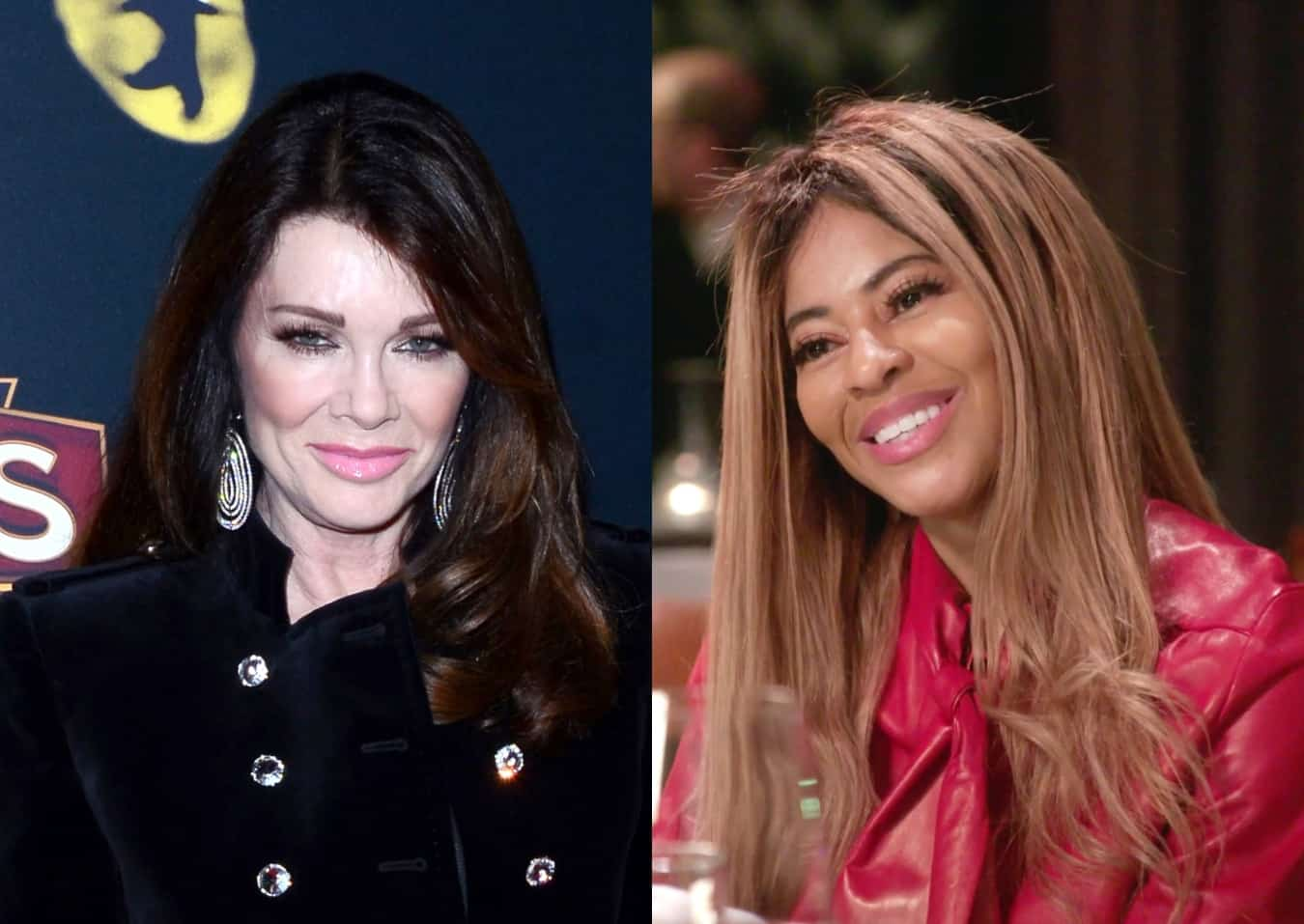 "Lisa Vanderpump Reacts to Mary Cosby's Controversial Marriage and Compares RHOSLC to Jerry Springer, Reveals Which Tagline Bravo Initially Turned Down and Suggests Denise Richards Refused to Be ""Open"" on RHOBH"