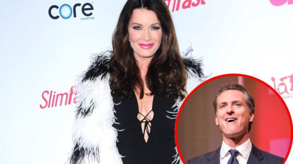 "RHOBH Alum Lisa Vanderpump Slams California Governor Gavin Newsom for ""Hypocrisy at It's Finest"" and Wants Him ""Held Accountable"" After He's Caught Dining With No Mask Amid a New Stay-at-Home Order and a Ban on Restaurant Dining"