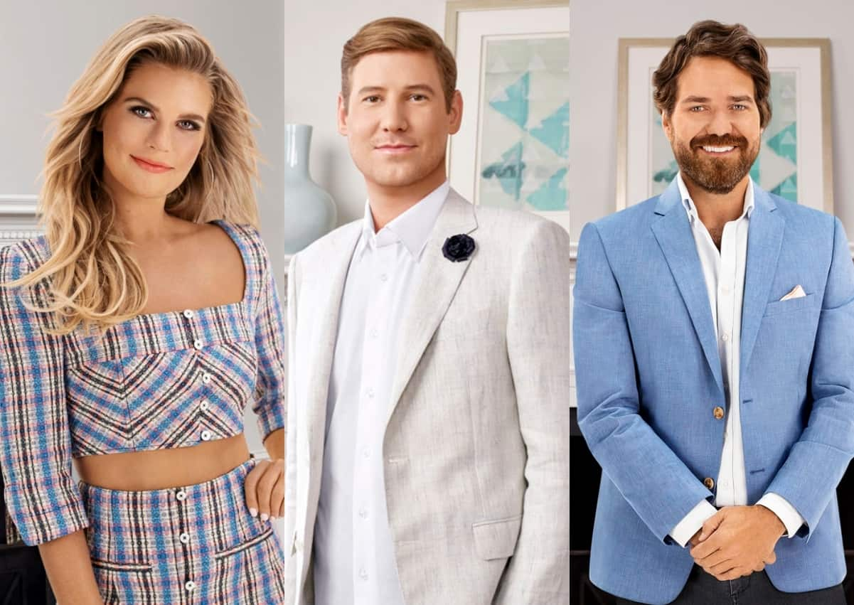 "Madison LeCroy Dishes on Off-Camera Altercation Between Austen Kroll and John Pringle Over Her as Southern Charm Star Admits She ""Loved"" It"