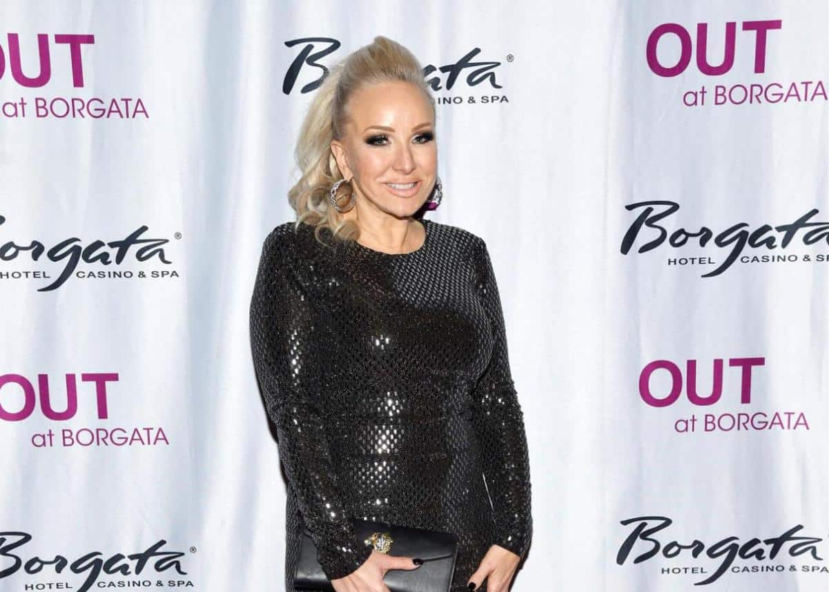 "Margaret Josephs Dishes on Why Housewives Drink So Much and What Keeps Her Away From Alcohol, Promises ""Savage"" Upcoming RHONJ Season"