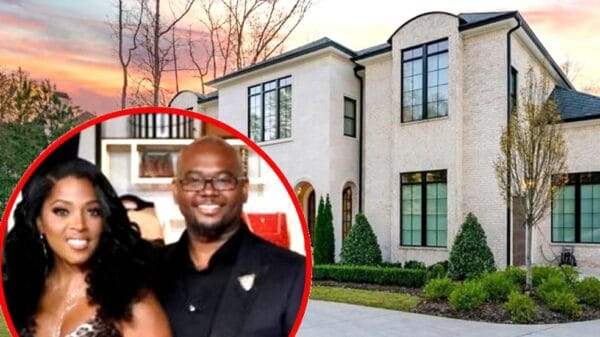 PHOTOS: Married to Medicine's Toya Bush-Harris Lists Home For $3.5 Million, See Photos of Toya and Husband Eugene's Sophisticated, Custom-Built House Overlooking a Scenic Golf Course