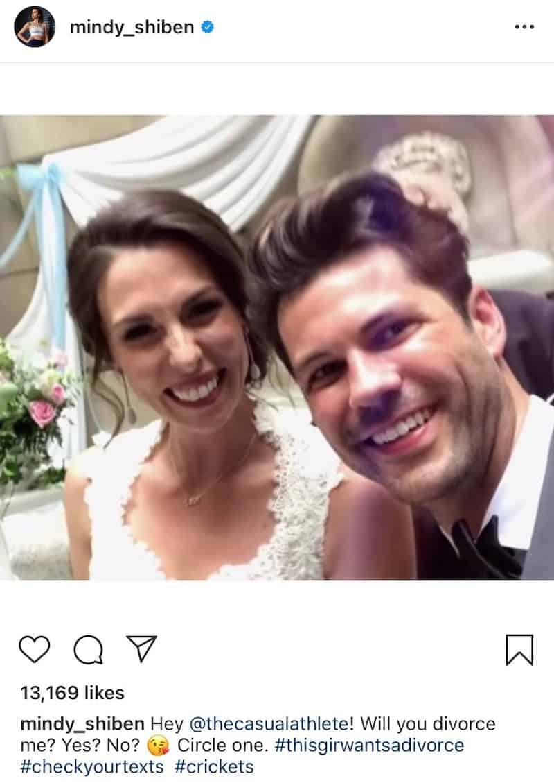 Married at First Sight Mindy Shiben Calls Out Zach Justice for Dragging Out Divorce