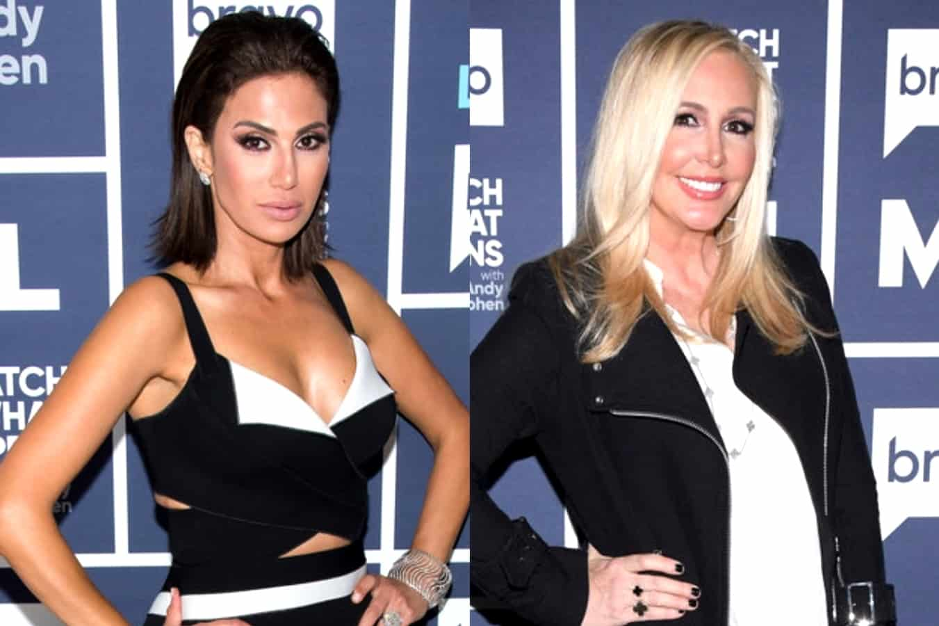 "RHOC Alum Peggy Sulahian Slams Shannon Beador as a ""Lunatic"" Who Wants Her ""to Die"" and Claims She Needs Medication, Says Cast 'Pretends' to Have Money and Lacks Diversity"