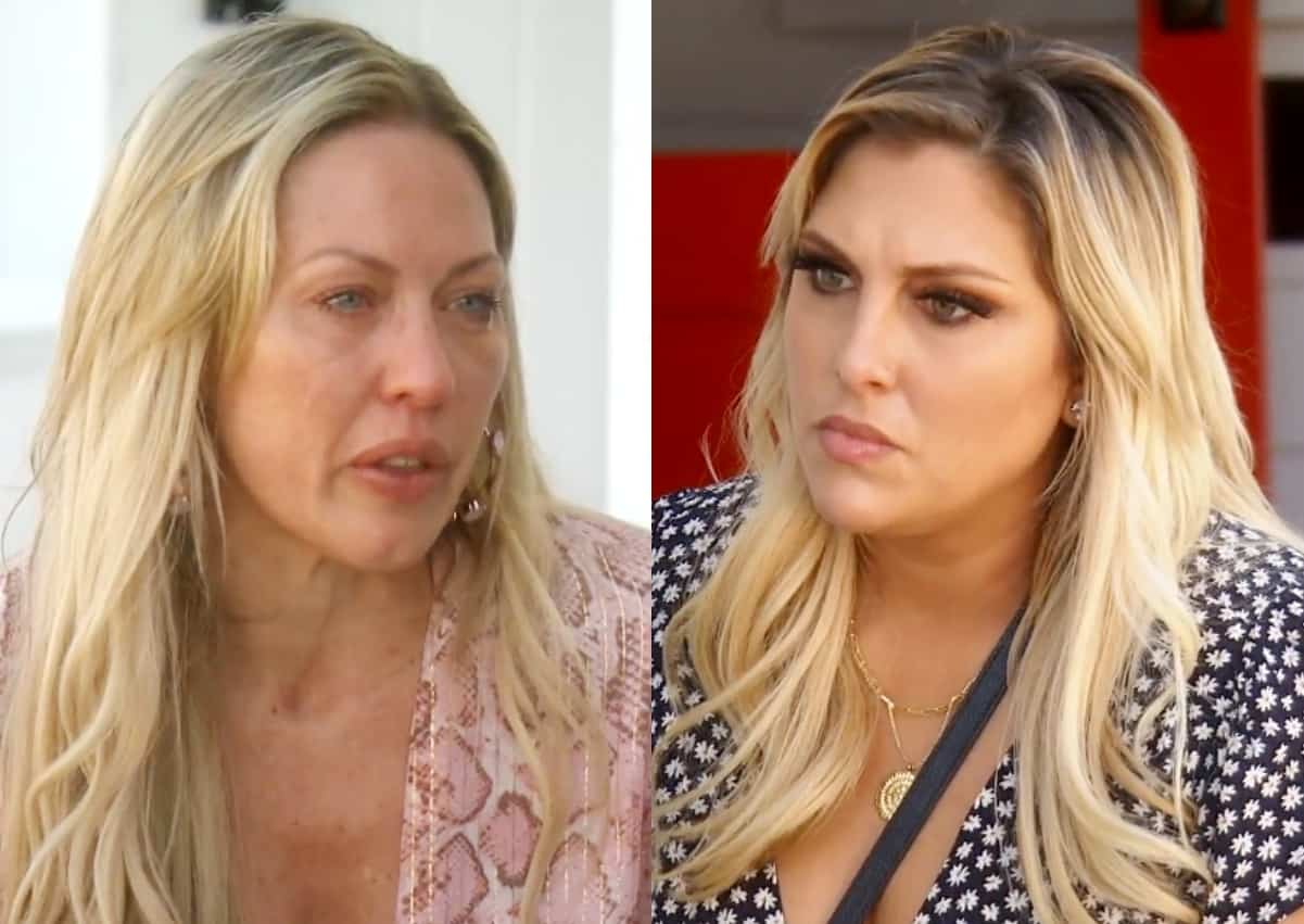 """RHOC Recap: Braunwyn Struggles With Allegations Against Husband and Sobriety; Plus Does Shannon Admit to calling Gina's House """"Small and Sad?"""""""