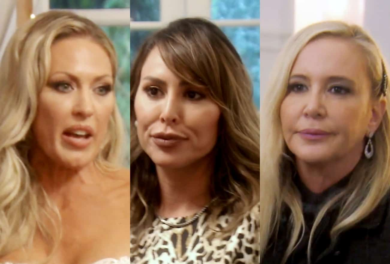 RHOC Recap: Kelly Accuses Shannon of Copying Her Business; Ladies Bring Alcohol to Sober Braunwyn's Vow Renewal