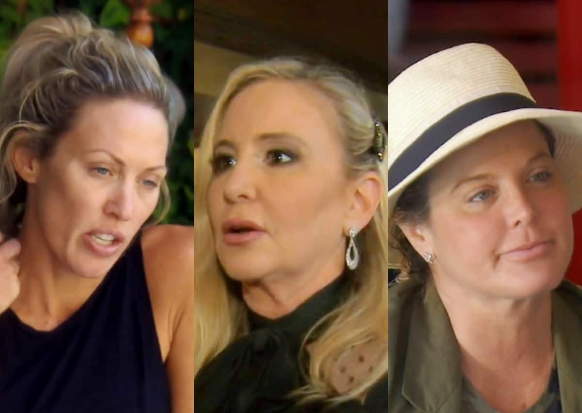 RHOC Recap: Braunwyn's Sobriety Gets Tested and Shannon Gets Wasted; Plus, Will Elizabeth's Divorce Ever Get Finalized?
