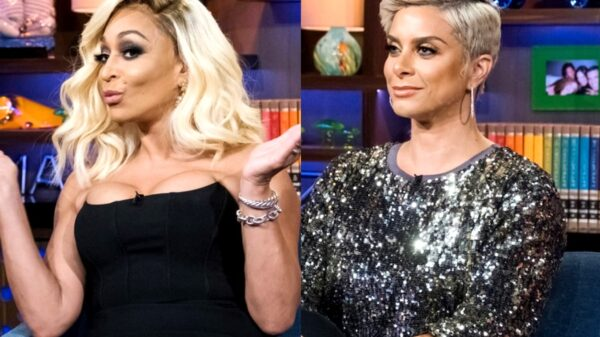 """RHOP Star Karen Huger Disses Robyn Dixon as a 'Hard Looking 40' After Robyn's """"Age-Shaming"""" Over Hat Photoshoot, Plus She Claims Gizelle's EveryHue Beauty is Being """"Liquidated,"""" See Robyn's Response!"""
