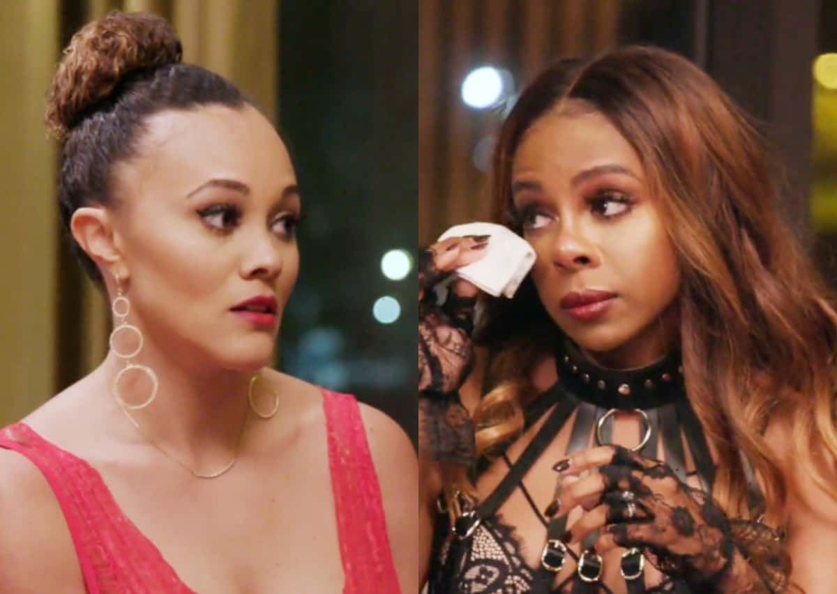 RHOP Recap: Candiace is Furious at Ashley Over Her Statement to Cops in Defense of Monique