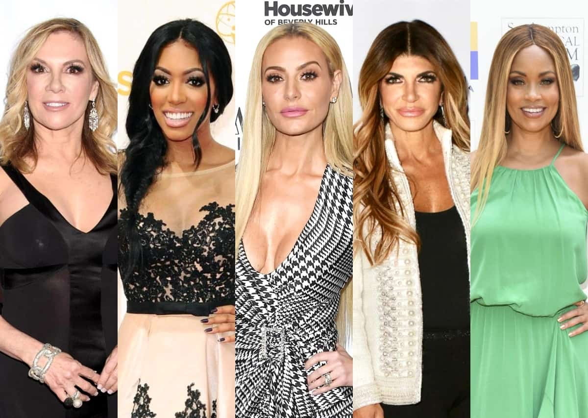 PHOTOS: A Very Real Housewives Halloween! Check Out How Some of Your Favorite Housewives Celebrated the Holiday With Stunningly Unique Costumes
