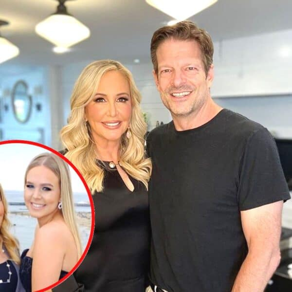 RHOC Star Shannon Beador Addresses Daughter's Comments About Boyfriend John Janssen, Plus How Her Kids Feel About Ex David Beador's New Wife Lesley