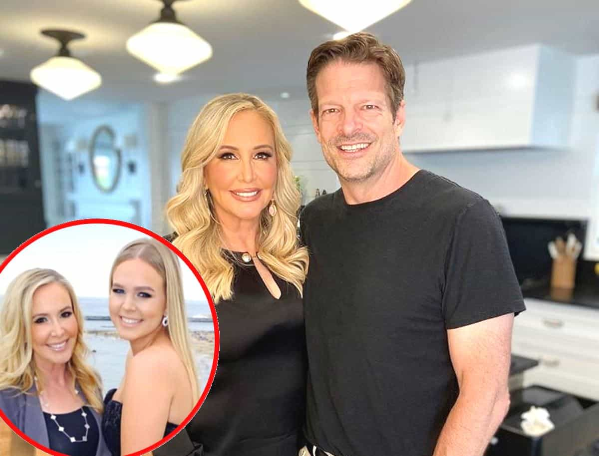 'RHOC' Shannon Beador Addresses Daughter Sophie's Concern About Relationship With Boyfriend John Janssen, Plus How Her Kids Feel About Ex David's New Wife Lesley