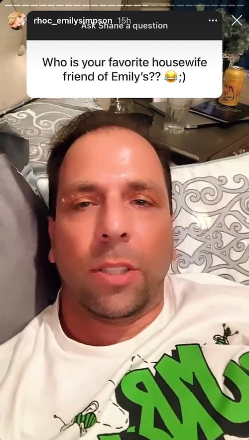 Shannon Beador is Shane Simpson's Favorite RHOC Cast Member