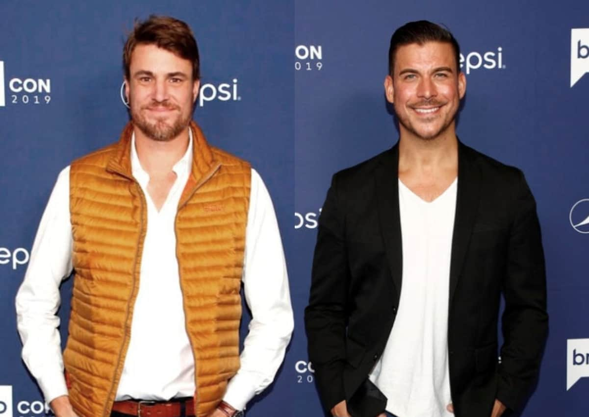 Shep Rose Explains Why Jax Taylor Called Him a Bad Wedding Guest, Plus Southern Charm Star Thinks He 'Won Over' Lisa Vanderpump While at Her Table