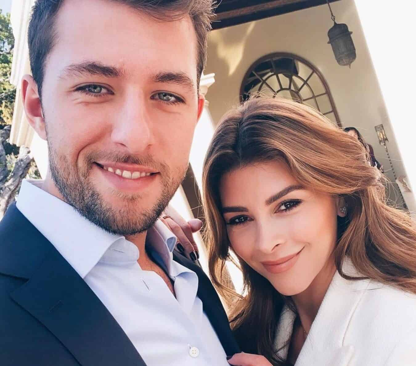 PHOTOS: Shiva Safai Marries Niels Houweling in Romantic Ceremony, See Pics of Her Stunning Wedding Dress and Their Arch of Roses