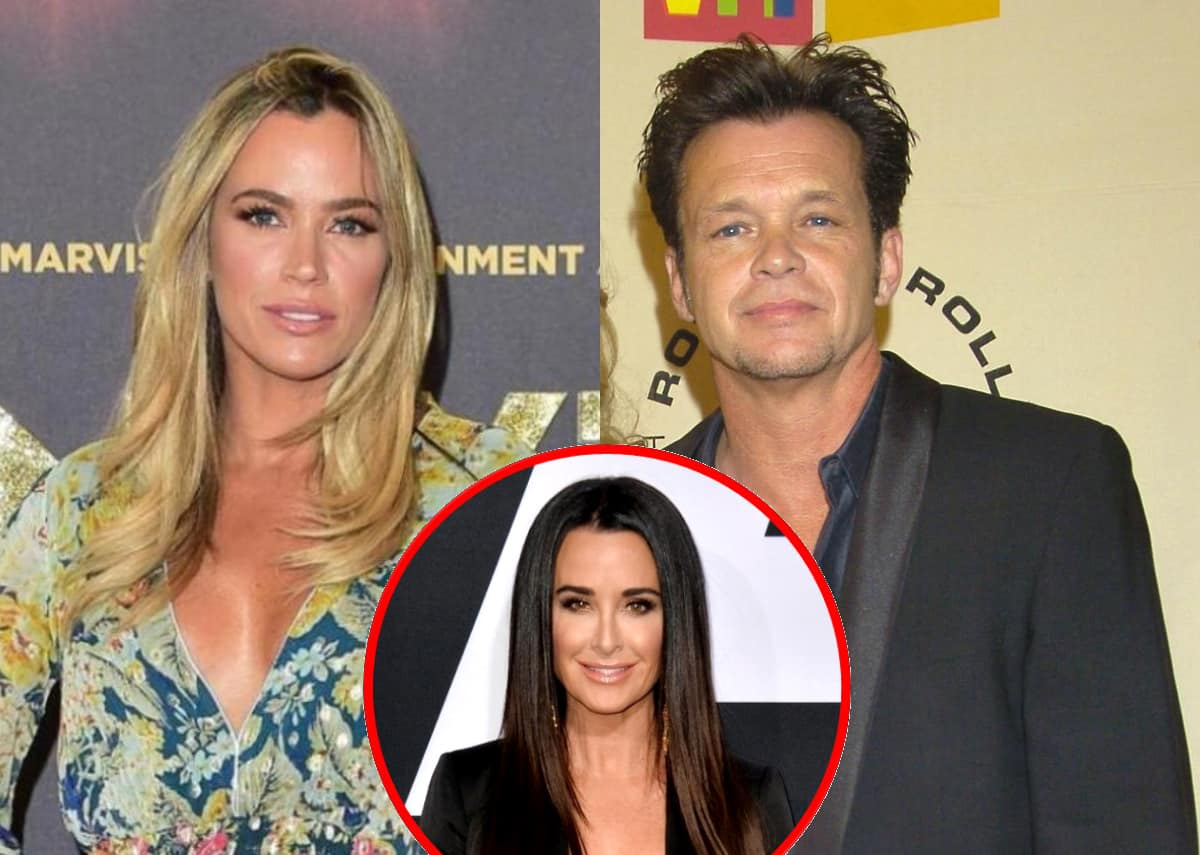 "John Mellencamp Reacts to Backlash Over Teddi Mellencamp's RHOBH Friendship With Kyle, Agrees That Daughter is a ""Know-it-all,"" Plus Teddi Talks Feeling ""Uneasy"" and Almost ""Paralyzed"" Since Exit"