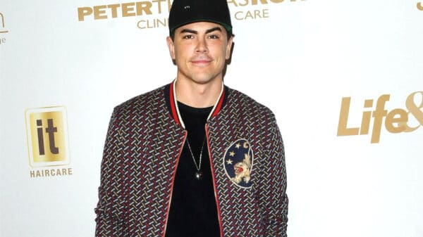 PHOTO: Vanderpump Rules' Tom Sandoval Debuts Blonde Streaks and Fans Aren't Happy About It, Find Out What Girlfriend Ariana Madix Thinks of His 'Guylites'