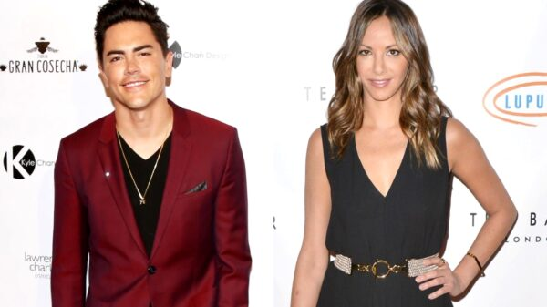 "Tom Sandoval Calls Out Kristen Doute's Book For ""Inconsistencies"" About Their Past Dating Life, Says Vanderpump Rules Costar Was ""Just Trying to Sell Copies"""