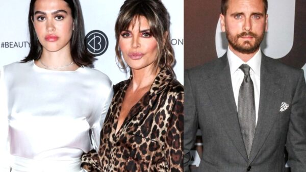 "'RHOBH' Lisa Rinna Responds to Report of 'Family Tension' After Insider Claims She's Furious and ""Disgusted"" by Age Gap Between Scott Disick and Amelia Hamlin, Is There a Mother-Daughter Feud?"