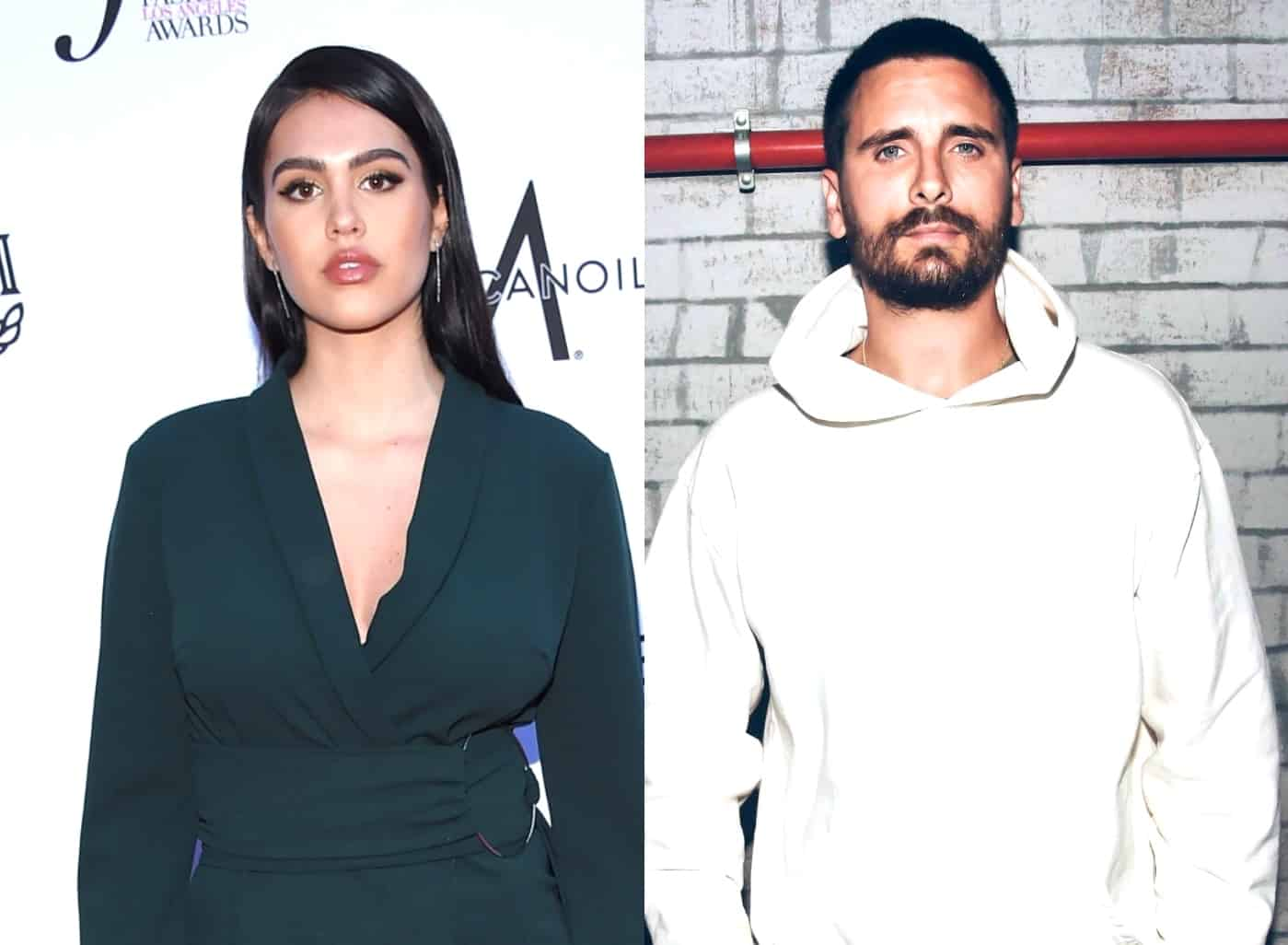 Amelia Hamlin And Scott Disick Officially Call It Quits And Seemingly Disagree About Who Ended Things As Amelia's RHOBH Star Mom Lisa Rinna Reacts To The Split