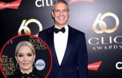 Andy Cohen Shares Screenshot Showing He Last Texted Erika Jayne, Reveals His Oldest Housewives Photo, and Takes Fans Inside His Super Organized Closet, Plus a Never-Before-Seen Image From His Baby Shower