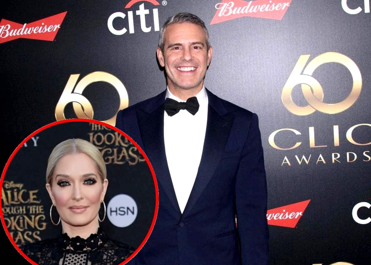 Andy Cohen Reveals the Last Real Housewife He Texted, Shares His Oldest Housewives Photo, and Takes Fans Inside His Super Organized Closet, Plus Posts First Pic of Himself With Son Ben and a Never-Before-Seen Image From His Baby Shower