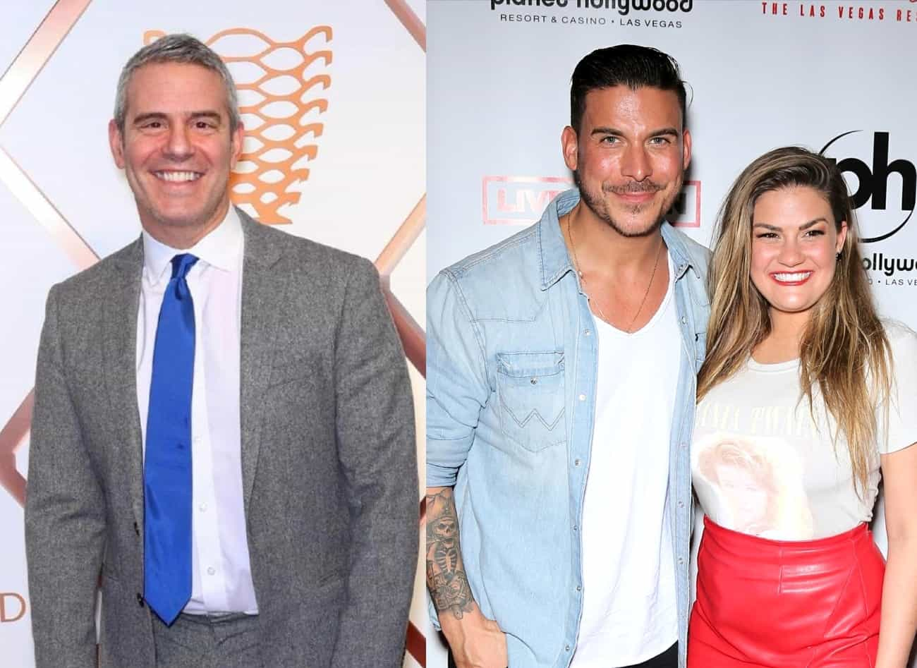 "Andy Cohen Implies Jax's ""Disconnect"" With Costars Led to Exit From Vanderpump Rules, Calls Him ""One of the Biggest"" Reality Stars and States Remaining Cast is ""Solid"""