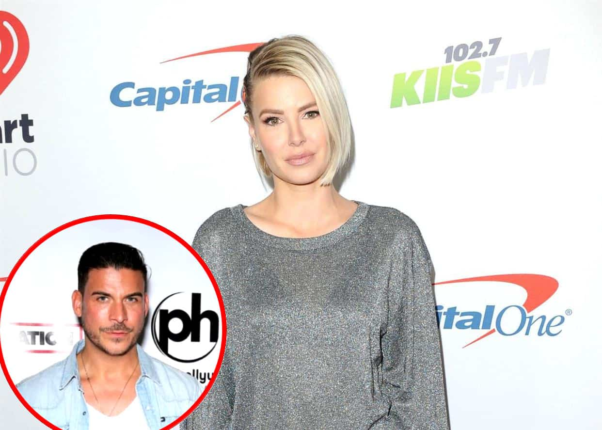 Ariana Madix on Surprising Thing She Has in Common With Jax Taylor, Addresses Editor Scandal and Explains How Production Deals With Fans and Paparazzi
