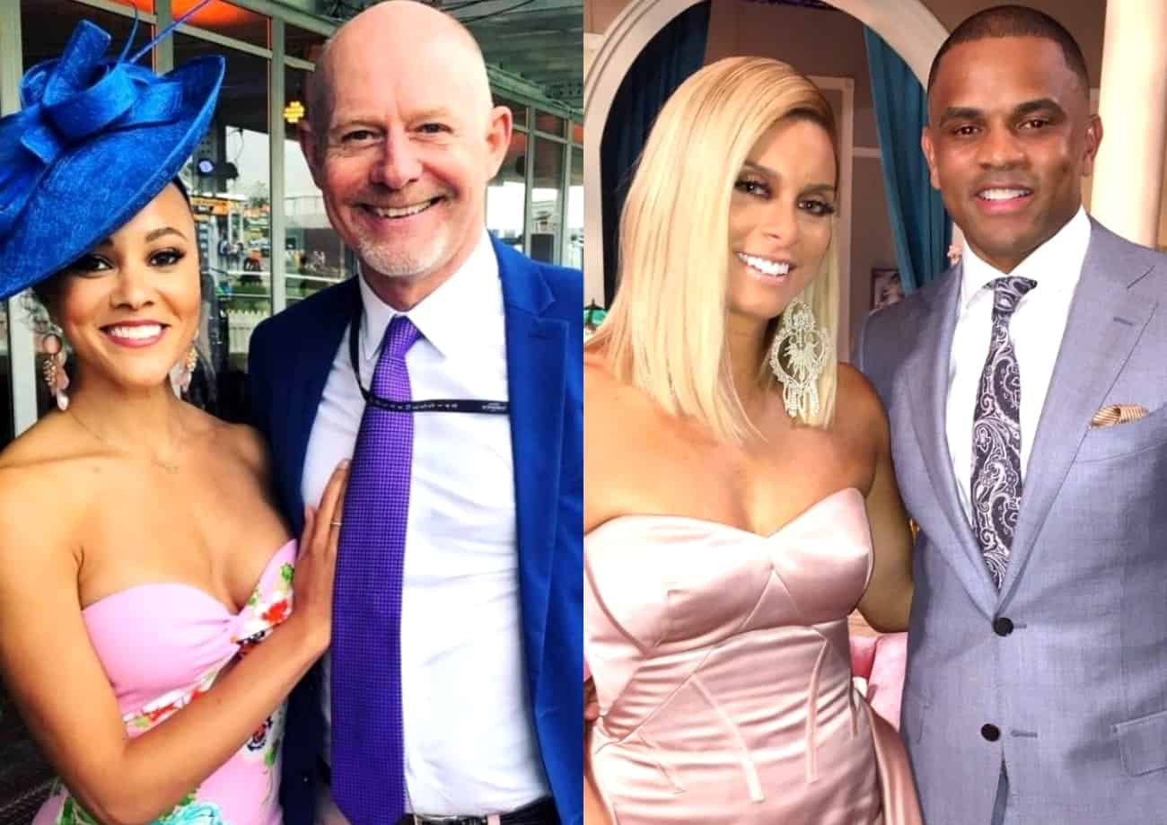 Ashley Darby Claims Past 'Drunken' Comments by Juan Was Why Michael Thought He Would Never Propose to Robyn, Talks Monique and Candiace Coming Face-to-Face at RHOP Reunion
