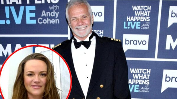 """Captain Lee Rosbach Dishes On The Latest Below Deck Episode And Calls It A """"Sh*t Show"""" But Several Hints Point To Chef Rachel Hargrove's Return"""