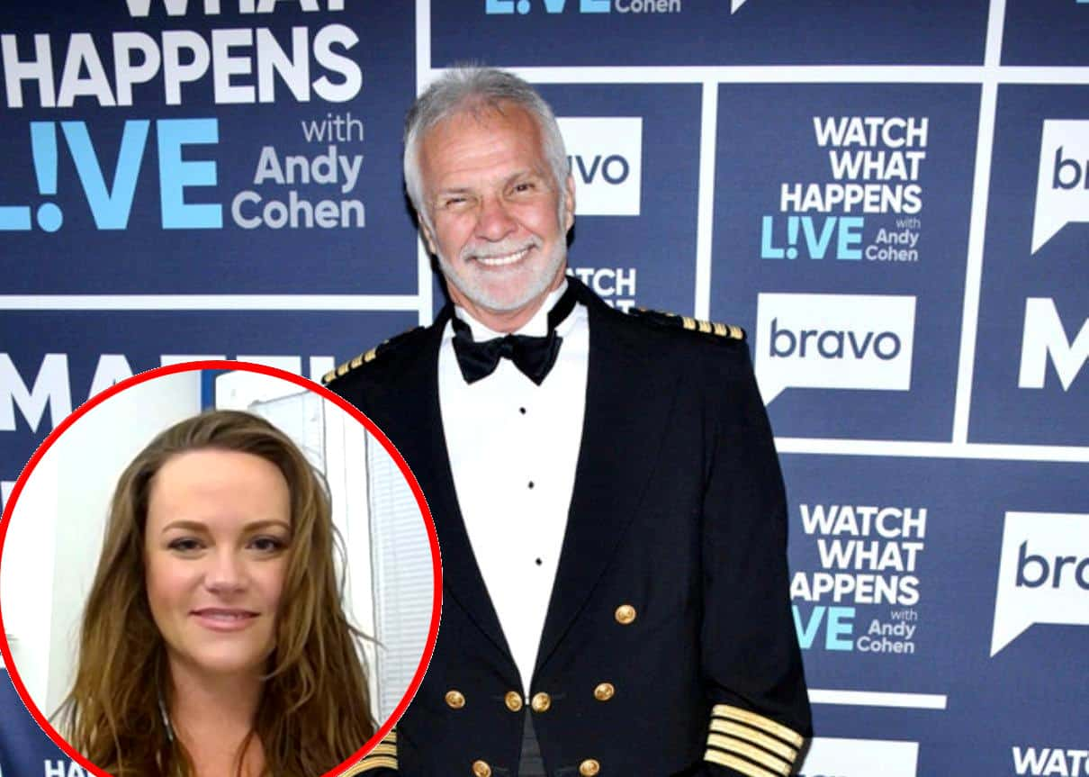 "Captain Lee Rosbach Dishes On The Latest Below Deck Episode And Calls It A ""Sh*t Show"" But Several Hints Point To Chef Rachel Hargrove's Return"