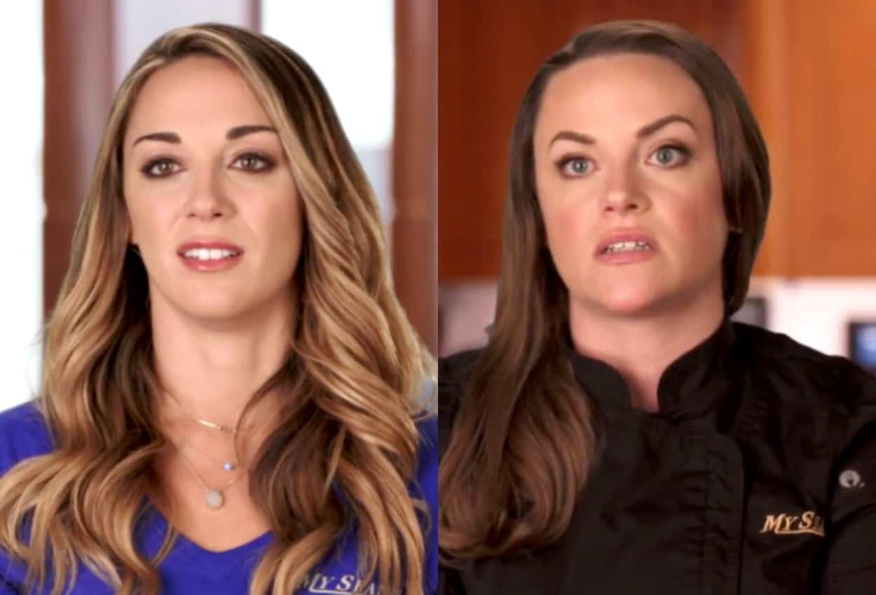 Below Deck Recap: Elizabeth Gets Demoted and Rachel Redeems Herself; Plus a Steamy Hot-Tub Hook-Up: Will it Lead to Something More?