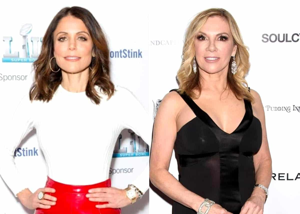 RHONY Alum Bethenny Frankel Suggests Ramona Singer's Lying About Plastic Surgery and Reveals Procedure All Housewives Have Done, Shares if Dorinda Has Gone Under the Knife
