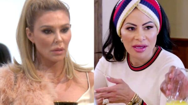 """Brandi Glanville Feuds With RHOSLC Star Jen Shah After Slamming Jen and Lisa Barlow as """"Fakest B--ches"""" on Show: """"I Have My F--king Opinions!"""", Jen Claps Back"""