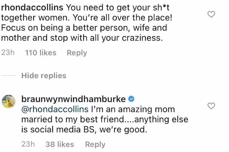 RHOC Braunwyn Windham-Burke Defends Parenting and Talks Sean Burke Marriage