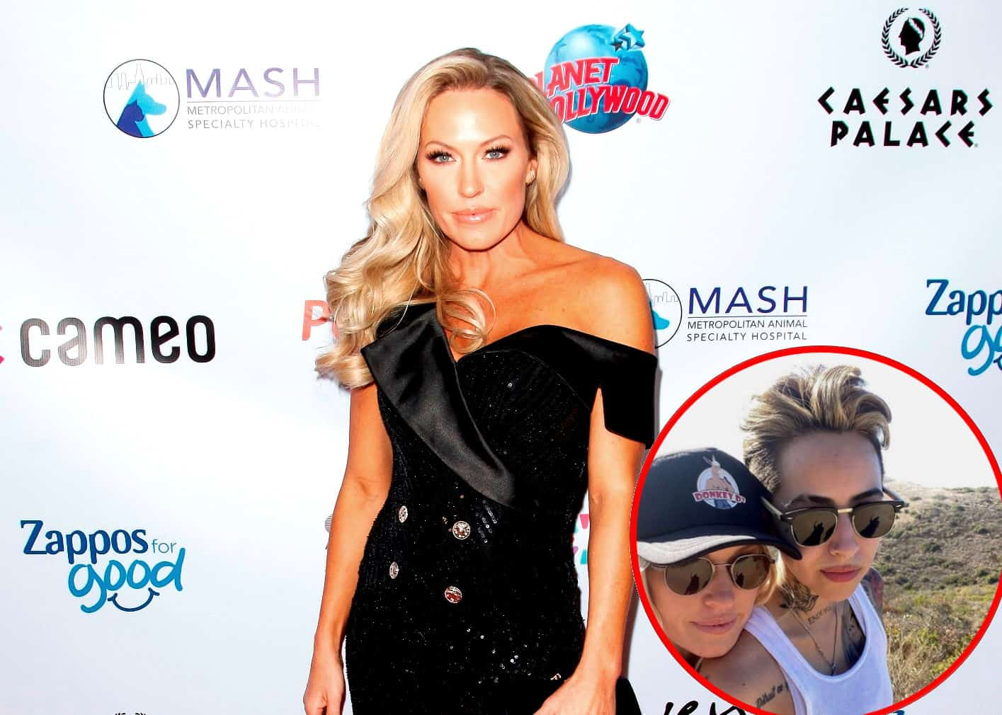 """PHOTO: 'RHOC' Braunwyn Windham-Burke Goes Public With Girlfriend Kris After Confirming She's a Lesbian and Revealing She's """"Never"""" Been Attracted to Men as Husband Sean Burke Reacts"""