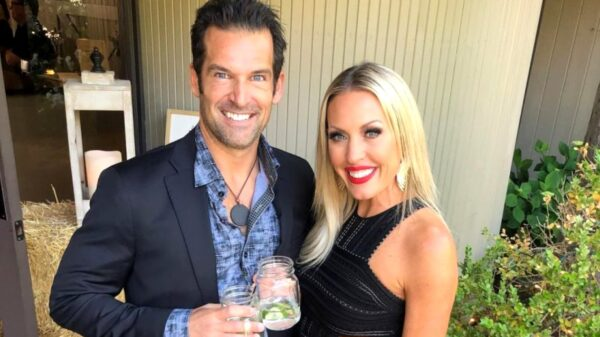 "Braunwyn Windham-Burke Discusses The Status Of Her Marriage To Sean Following Her Split From Girlfriend Kris As RHOC Star Admits It's A ""Day-By-Day"" Process"